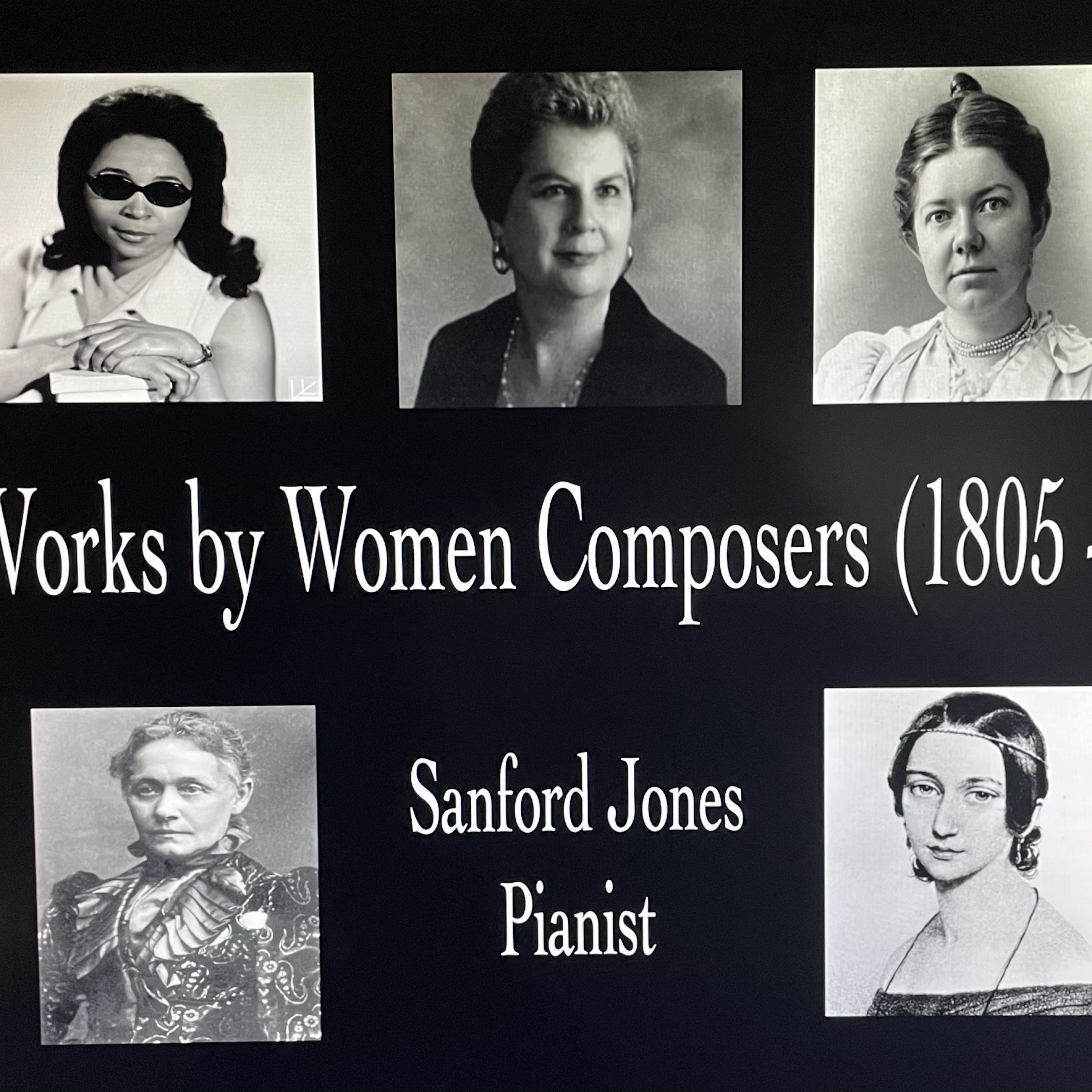 piano works by women composers 1805 present
